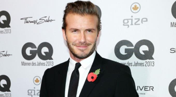 David Beckham (38) war sehr berührt von dem Film 'The Class of 92'.