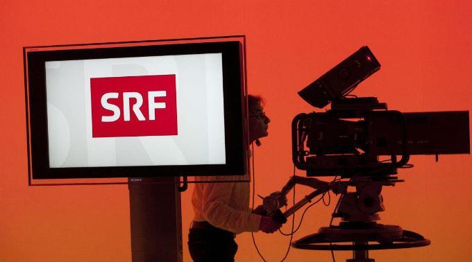 Leutert verlässt das SRF-Team. (Symbolbild)