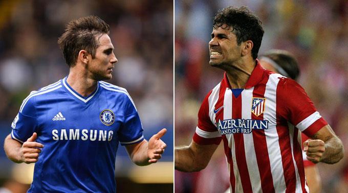 Der Kampf um die Finalplätze der Champions League beginnt heute.