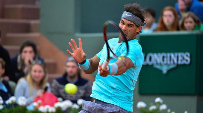 Rafael Nadal will das Masters gewinnen.