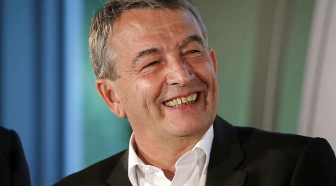 DFB-Präsident Wolfgang Niersbach.