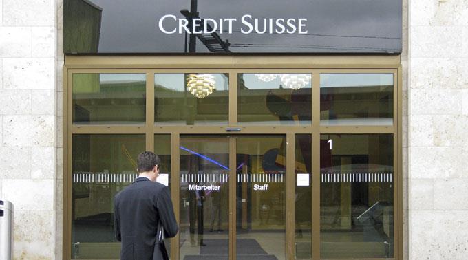 Die Credit Suisse muss sparen.