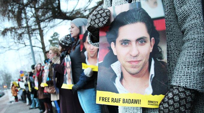 Der Fall Raif Badawi trifft international auf viel Kritik.