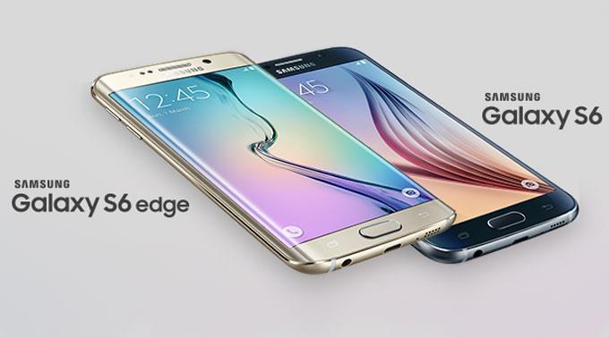 Die Smartphones von Samsung stehen hoch im Kurs.