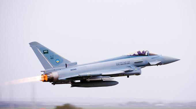 Saudi-Arabien verlegt Kampfflugzeuge für den Syrien-Einsatz in die Türkei.
