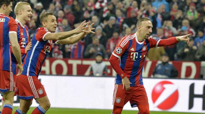 FC Bayern muss auf Ribéry warten.