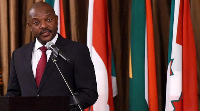 Pierre Nkurunziza löste die Krise im April 2015 aus.