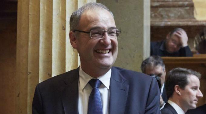 Guy Parmelin ist der 116. Bundesrat.