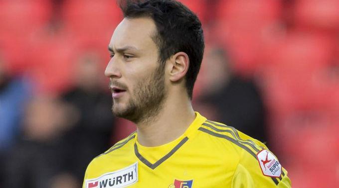Mirko Salvi wird verliehen.