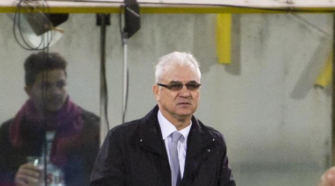 Anghel Iordanescu ist sauer auf Steaua Bukarest.
