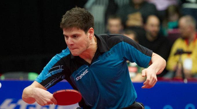 Dimitri Owtscharow ist aktueller Weltranglisten-5.
