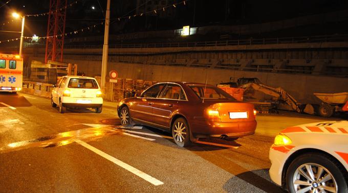 An beiden Autos entstand Sachschaden.