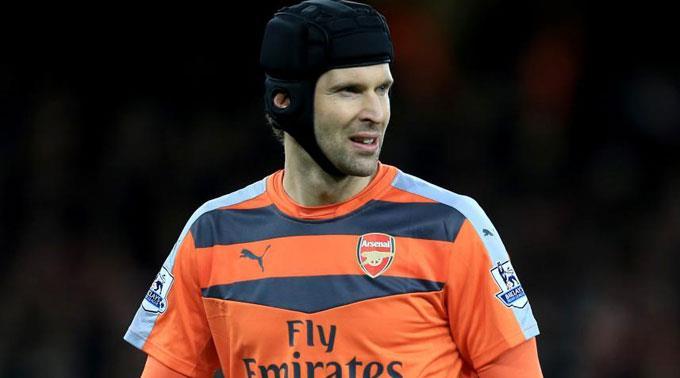 Petr Cech fehlt den «Gunners» rund einen Monat.