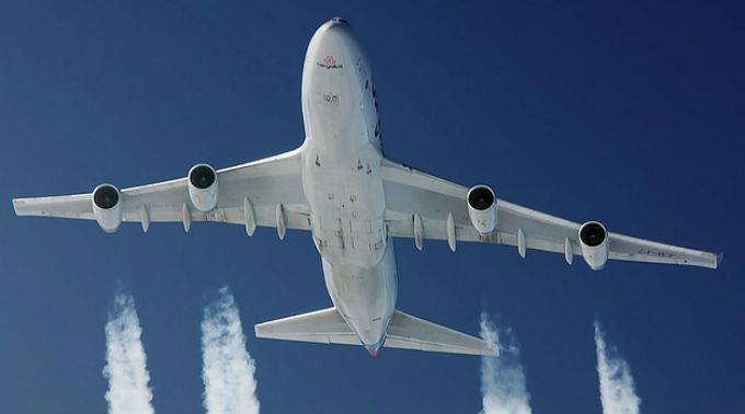 Nach dem Kerosinablass konnte das Flugzeug sicher in Paris landen.