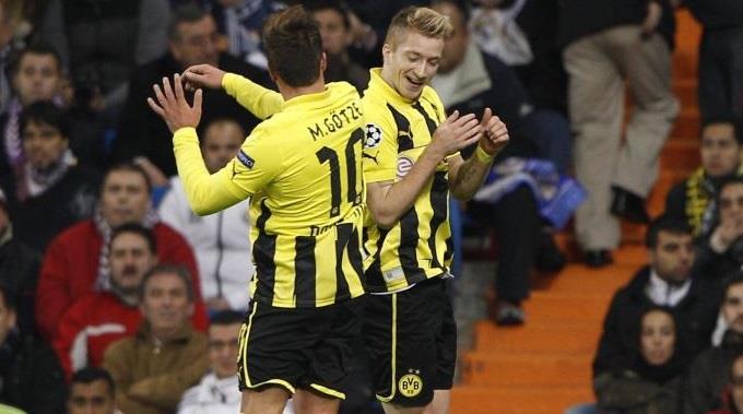Eine Rückkehr Mario Götzes zum BVB scheint für Marco Reus unwahrscheinlich.