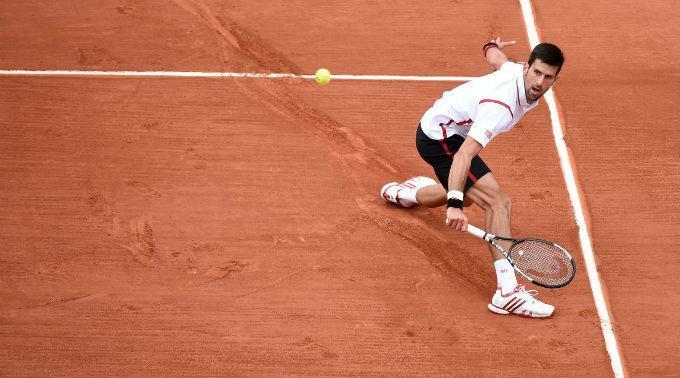 Novak Djokovic bekundete keine Mühe. (Archivbild)